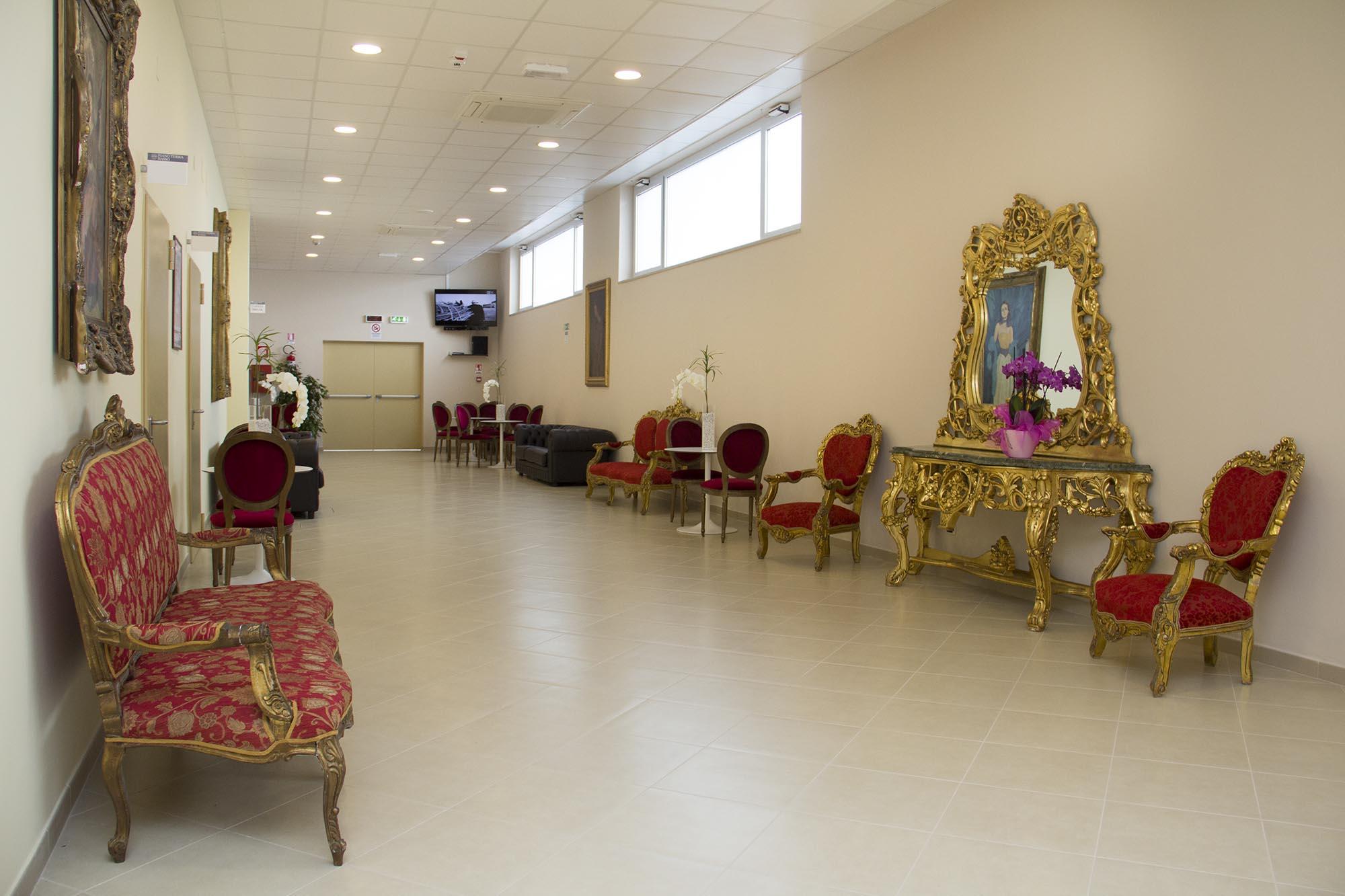 Palazzo mariano rsa casa di riposo e ospitalit per for Piani di casa di palazzo