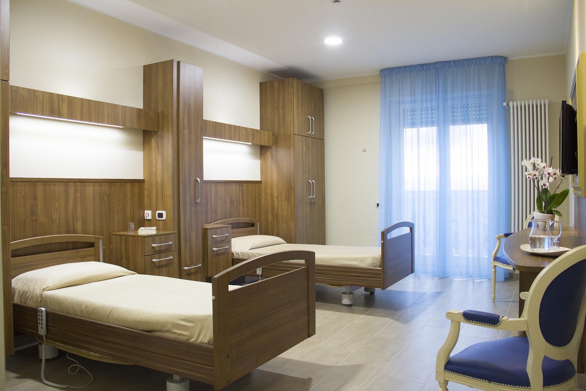 Palazzo mariano rsa casa di riposo e ospitalit per for Piani perfetti per la casa di riposo