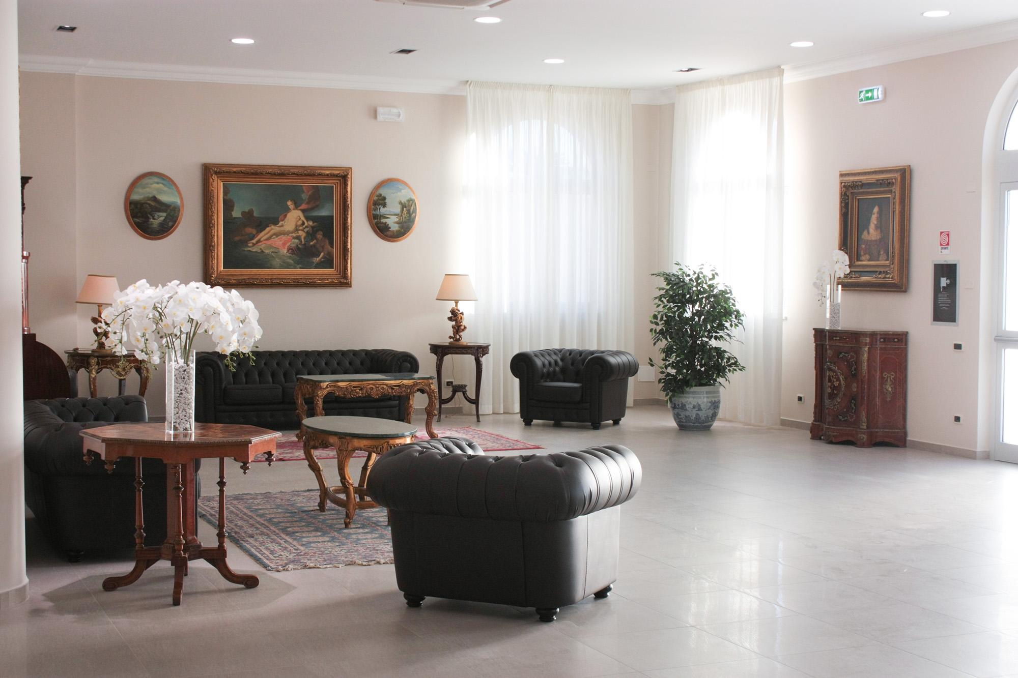 Palazzo mariano rsa casa di riposo e ospitalit per anziani for Piani di casa di palazzo